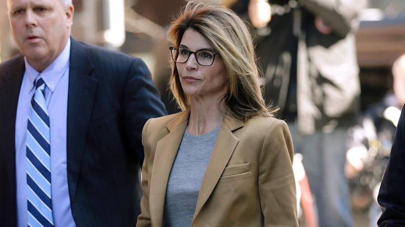 Lori Loughlin reportedly thought college 'bribe' was like donating a library