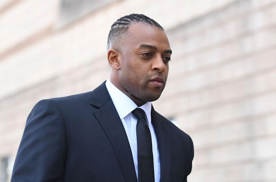 Former JLS star Oritse Williams' has has burnt down just days after he was acquitted of rape (PA Images)