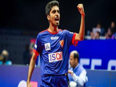 Sathiyan Gnanasekaran interview: 'I feel like a different player after my training sessions during lockdown'