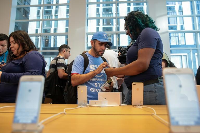 The iPhone has been Apple's biggest revenue driver but the company is looking to get more from software, services and other devices as the smartphone market matures