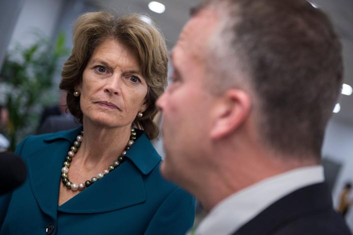 Alaska Republican Sens. Lisa Murkowski and Dan Sullivan are co-sponsoring a bill to give the Census Bureau badly needed time to finish the 2020 count. (Photo: Tom Williams via Getty Images)