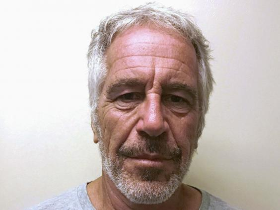 Jeffrey Epstein was facing charges alleging that he sexually abused dozens of underage girls in the early 2000s (REUTERS)