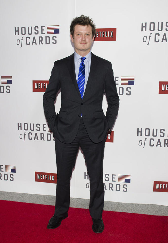 "Beau Willimon attends Netflix's ""House of Cards"" Washington DC Screening at the NEWSEUM on January 29, 2013 in Washington, DC."