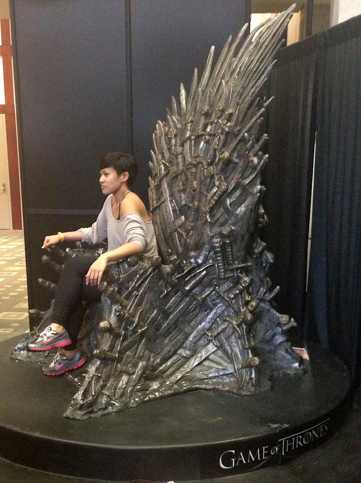 More Game of Thrones #sxsw