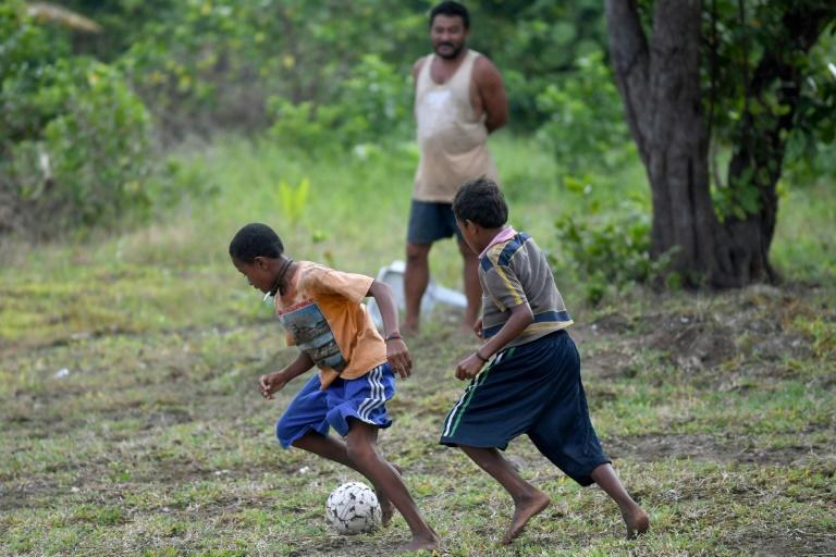 In Papua, one of Indonesia's poorest provinces, genetics and geography have combined to produce a string of successful football players and teams