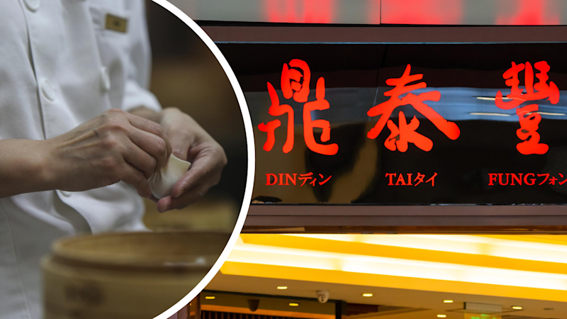 Fair Work has taken legal action against the operators of three Din Tai Fung restaurants in Melbourne and Sydney. (Source: Getty)