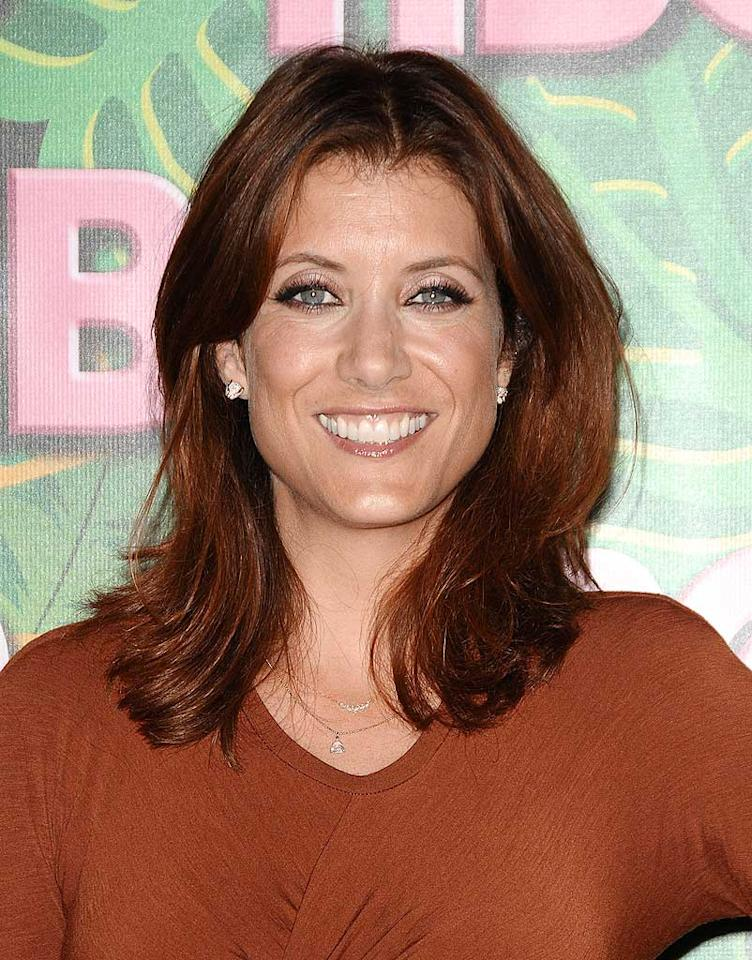 """Auburn-haired hottie Kate Walsh is best known for her role as Dr. Addison Montgomery on ABC's """"Private Practice."""" Even though she has to wear a white physician's coat on camera, the 43-year-old never lets a life-threatening situation keep her from flaunting her gorgeous, flowing tresses! Jason LaVeris/<a href=""""http://www.filmmagic.com/"""" target=""""new"""">FilmMagic.com</a> - August 29, 2010"""