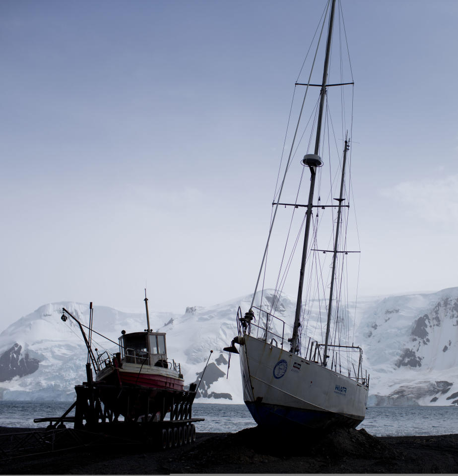 Deal struck among countries for world's biggest marine reserve in Antarctica