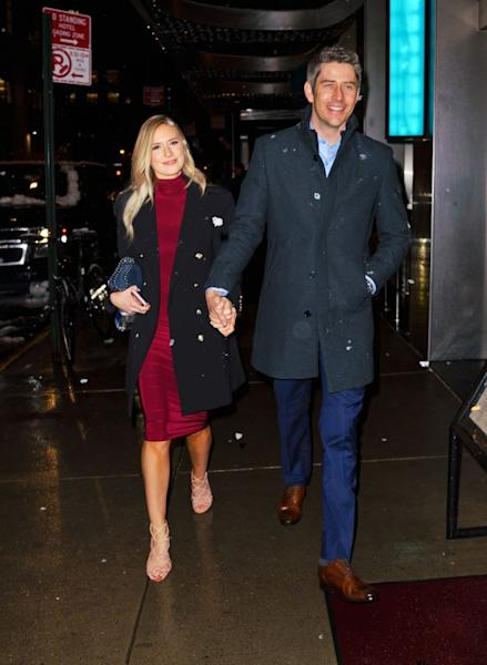 After a dramatic finale on 'The Bachelor,' the couple is ready to take their romance public.
