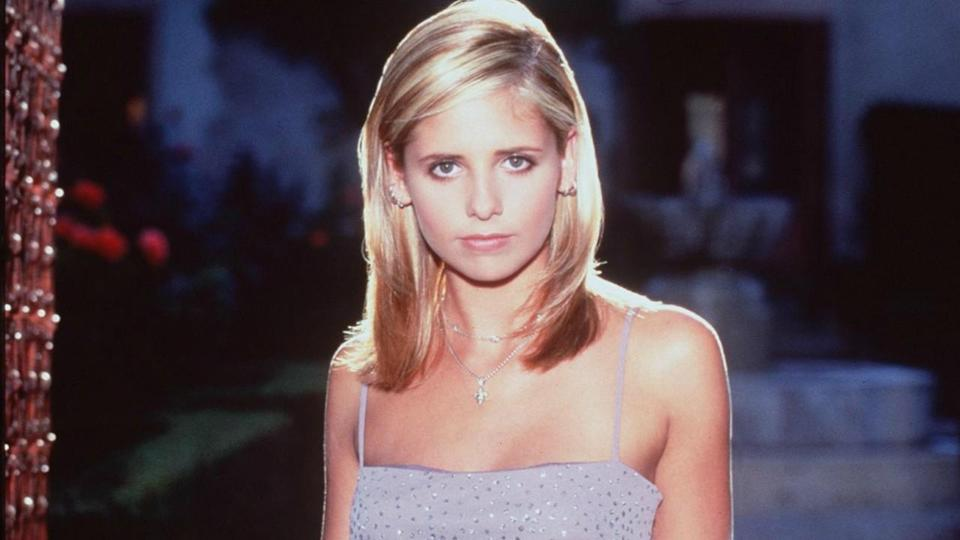 Sarah Michelle Gellar as Buffy (Credit: Fox)