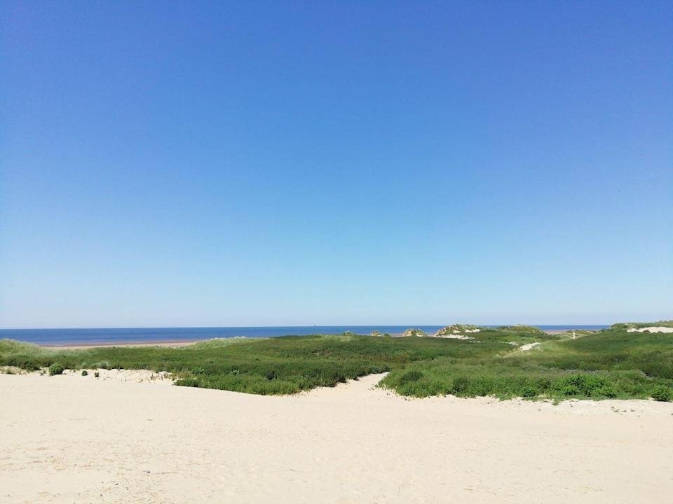"<p>One of the most dramatic beaches in the UK has <a href=""https://go.redirectingat.com?id=127X1599956&url=https%3A%2F%2Fwww.nationaltrust.org.uk%2Fformby%2Ftrails%2Fundiscovered-formby&sref=https%3A%2F%2Fwww.cosmopolitan.com%2Fuk%2Fentertainment%2Ftravel%2Fg4958%2Fbest-beaches-in-uk%2F"" rel=""nofollow noopener"" target=""_blank"" data-ylk=""slk:National Trust"" class=""link rapid-noclick-resp"">National Trust </a>coastal trails which take you along giant sand dunes, through pinewood forests where you might glimpse of red squirrels and onto the beach to discover prehistoric footprints.</p>"