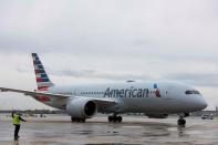 FILE PHOTO: Vaccine airlift delivers shot in the arm for airlines