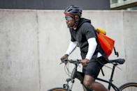 """<p>If you're looking for a low-impact cardio workout, cycling is it. Of course, during the pandemic, indoor cycling had a boom thanks to Peloton and <a href=""""https://www.menshealth.com/fitness/a35282063/virtual-races/"""" rel=""""nofollow noopener"""" target=""""_blank"""" data-ylk=""""slk:virtual races."""" class=""""link rapid-noclick-resp"""">virtual races.</a> (Here are <a href=""""https://www.menshealth.com/fitness/g35307261/best-peloton-bike-alternatives/"""" rel=""""nofollow noopener"""" target=""""_blank"""" data-ylk=""""slk:6 high-tech Peloton alternatives for at-home spin workouts"""" class=""""link rapid-noclick-resp"""">6 high-tech Peloton alternatives for at-home spin workouts</a>.) But whether you're into at-home spin workouts, hitting the trails for some mountain biking, or you prefer sticking to the road, the opportunities are endless with cycling to get in the best shape of your life. </p><p>This <a href=""""https://www.menshealth.com/health/a36030741/75-year-old-cyclist-beat-diabetes-simeon-gipson/"""" rel=""""nofollow noopener"""" target=""""_blank"""" data-ylk=""""slk:75-year-old beat diabetes"""" class=""""link rapid-noclick-resp"""">75-year-old beat diabetes</a> thanks to cycling. It helped this <a href=""""https://www.menshealth.com/entertainment/a35459307/weight-loss-cycling-adam-bennett/"""" rel=""""nofollow noopener"""" target=""""_blank"""" data-ylk=""""slk:guy finally get off of blood medication"""" class=""""link rapid-noclick-resp"""">guy finally get off of blood medication</a>. And this guy <a href=""""https://www.menshealth.com/health/a34619175/weight-loss-transformation-75-pounds-bicycling-triathlon-training-workout-diet/"""" rel=""""nofollow noopener"""" target=""""_blank"""" data-ylk=""""slk:lost 75 pounds thanks to cycling and triathlon training"""" class=""""link rapid-noclick-resp"""">lost 75 pounds thanks to cycling and triathlon training</a>. And this drummer <a href=""""https://www.menshealth.com/weight-loss/a35380804/weight-loss-cycling-jared-burger/"""" rel=""""nofollow noopener"""" target=""""_blank"""" data-ylk=""""slk:lost a whopping 460 pounds"""" class=""""link rapid-noclick-resp"""">lost a w"""