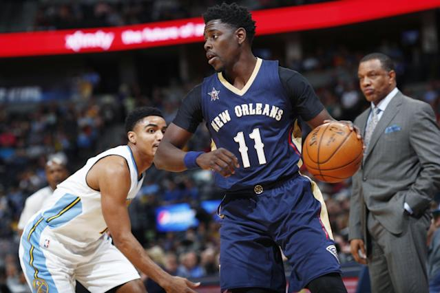 The Pelicans need to figure out how much Jrue Holiday is worth to them. (AP)