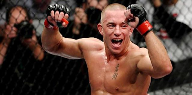 Georges St-Pierre Admits Pressure Drove Him Out of the UFC