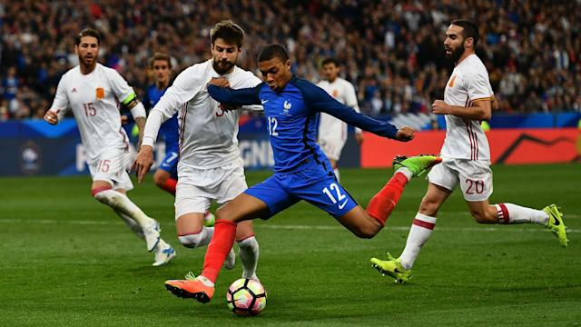 Monaco starlet Kylian Mbappe will be named in France's provisional squad for the Under-20 World Cup, according to Ludovic Batelli.