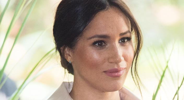 Meghan is suing the paper group over the use of her letter. (Getty Images)