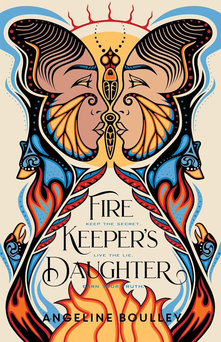 <p>A YA thriller set on an Ojibwe reservation, <em>Firekeeper</em> follows 18-year-old Daunis after she witnesses a murder and agrees to go undercover to help the FBI track down a new drug that is ripping through Native communities. (March 2)</p>