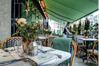 <p>The iconic London restaurant is opening its flower-adorned terraces for diners from April 12 in both its Soho, Kensington, Tower Bridge, Chelsea Garden and St John's Wood venues.</p>