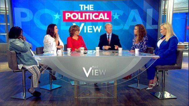 PHOTO: Tom Steyer appears on 'The View,' Aug. 01, 2019. (ABC)