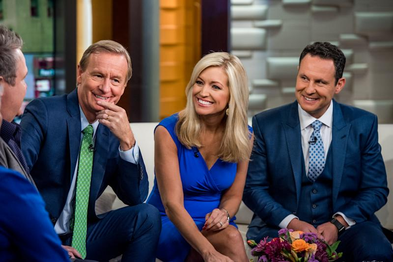 Why Fox News Host Ainsley Earhardt's Pantsuit Is Making