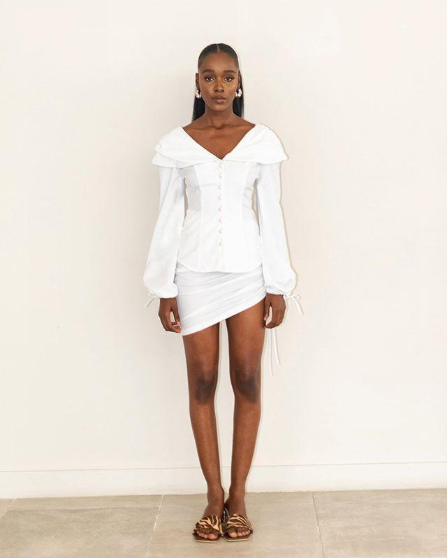 "<p>Who: Teni Sagoe, Aba Sagoe and Tiwa Sagoe</p><p>What: 'Clan est. 2011 is a premium ready-to-wear brand which specialises in the needle-crafting of minimalist and distinct cosmopolitan pieces through the use of authentic techniques.'</p><p><a class=""link rapid-noclick-resp"" href=""https://www.clanrtw.com/shop"" rel=""nofollow noopener"" target=""_blank"" data-ylk=""slk:SHOP CLAN RTW NOW"">SHOP CLAN RTW NOW</a></p><p><a href=""https://www.instagram.com/p/CAC9kDVHxh7/"" rel=""nofollow noopener"" target=""_blank"" data-ylk=""slk:See the original post on Instagram"" class=""link rapid-noclick-resp"">See the original post on Instagram</a></p>"