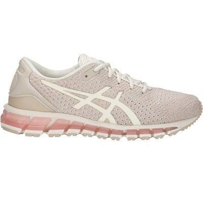 <p>These <span>ASICS Gel-Quantum 360 Knit Running Shoes</span> ($80) are padded and protective. Plus, we love the pink colorway.</p>