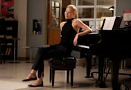 <p>Remember when Gwyneth Paltrow kinda-sorta had a singing career? After showcasing her talents in her <em>Country Strong</em> role, Gwyneth stopped by William McKinley High as Holly Holiday, Mr. Schue's substitute, in season two. </p>