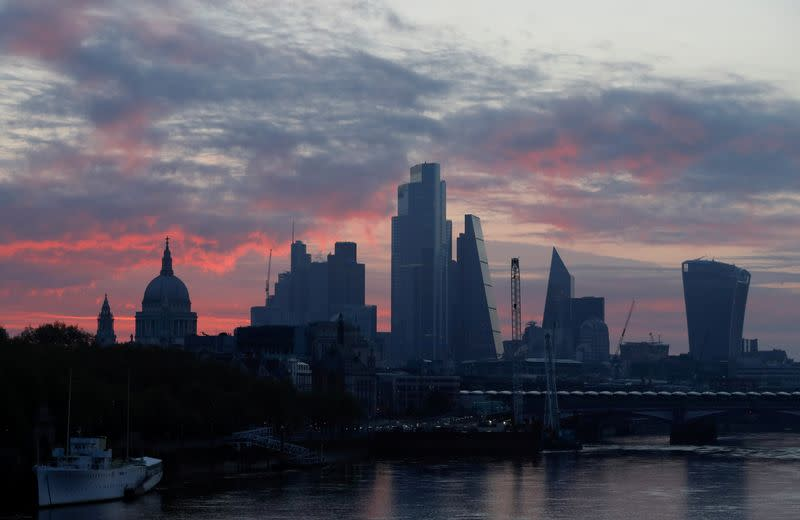 UK economy set to shrink 7% or more, April PMIs dive: IHS Markit