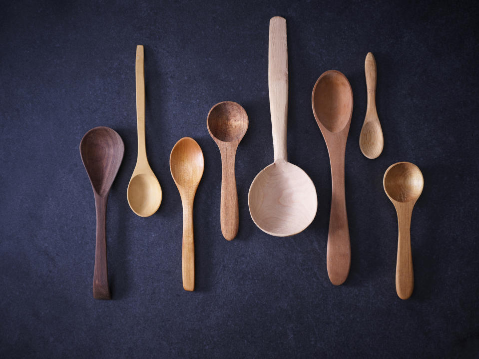 Is it time to ditch your wooden spoon? (Getty Images)