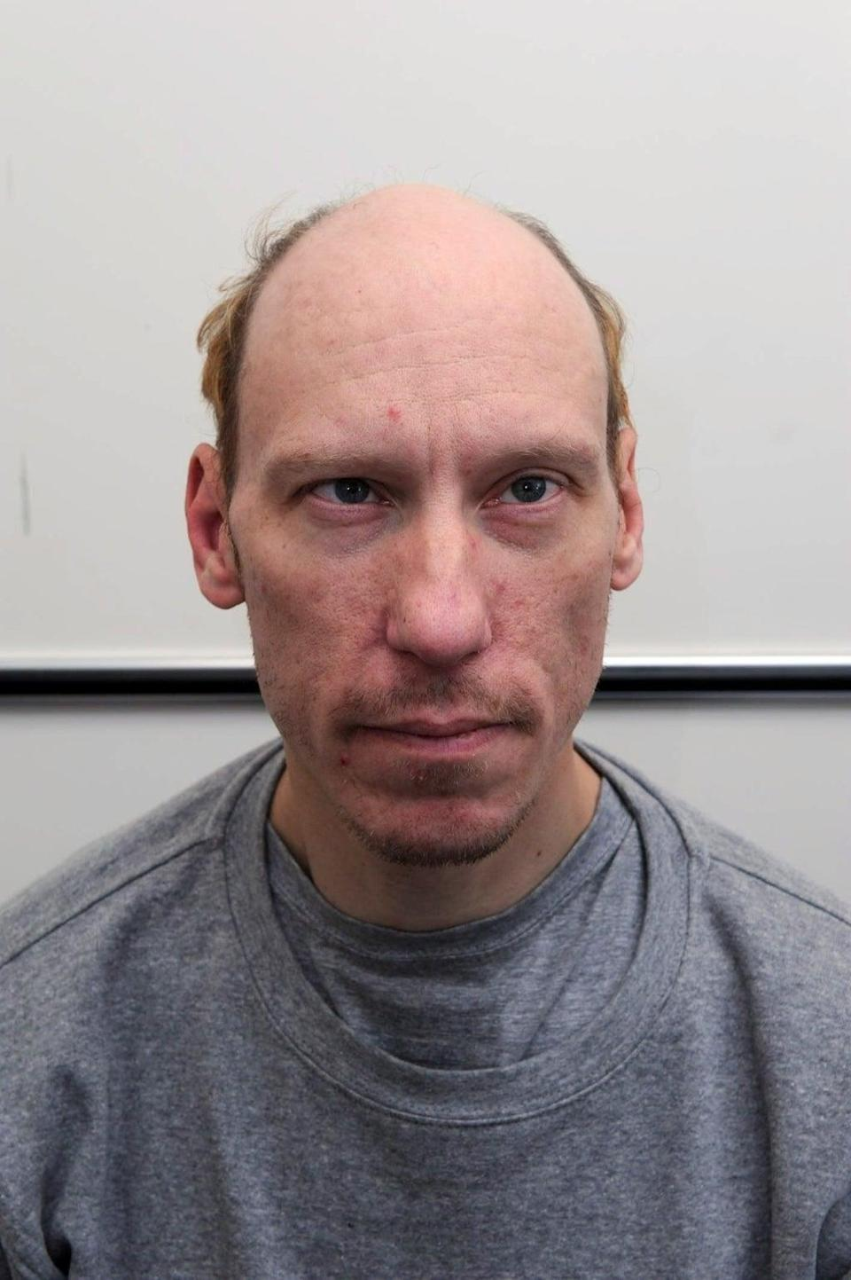 Stephen Port was jailed for four murders (Met Police/PA) (PA Media)