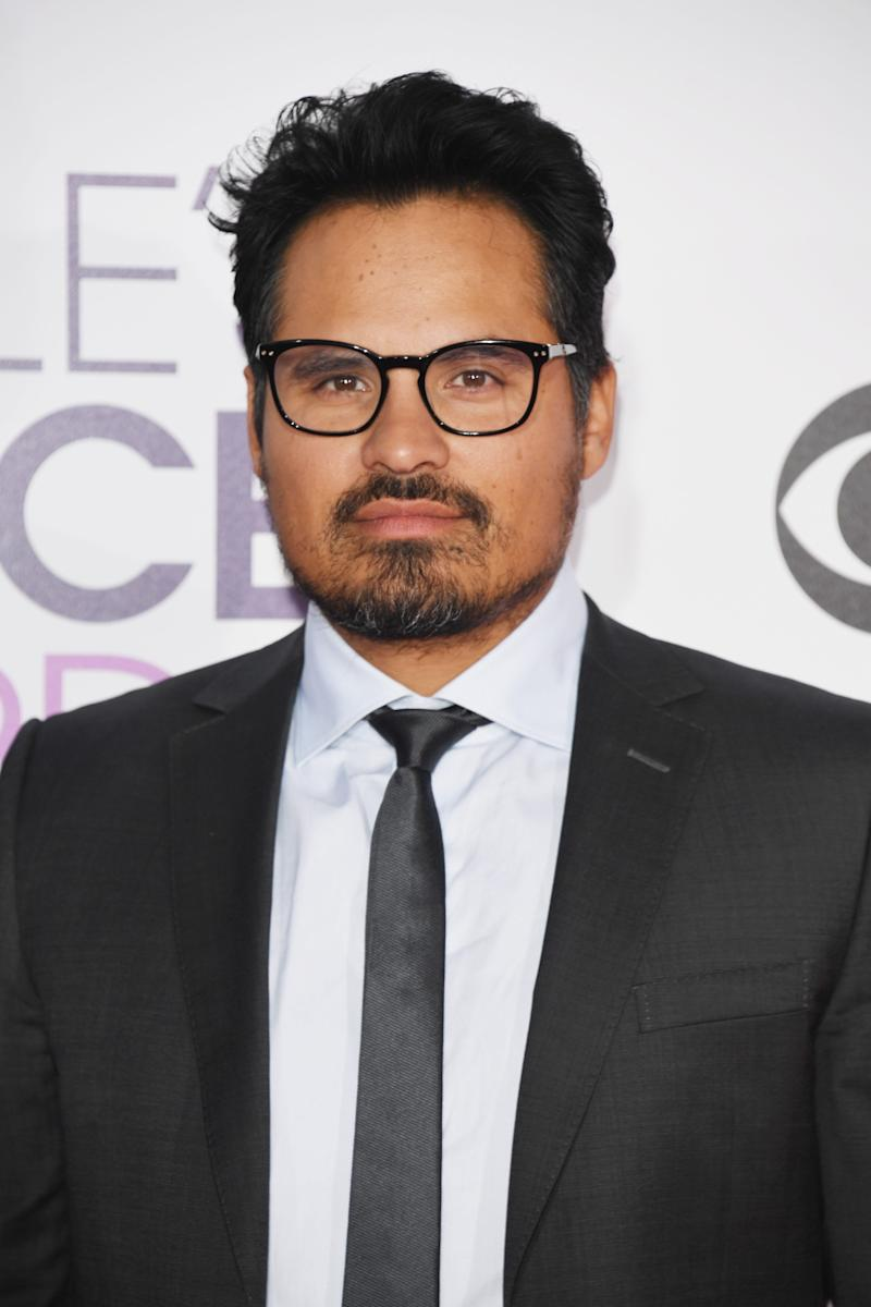 """Michael Pena's credits include """"Dora and the Lost City of Gold,"""" """"A Wrinkle in Time"""" and """"CHIPS."""""""