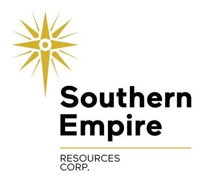 TSX-V: SMP OTC: SMPEF Frankfurt: 5RE (CNW Group/Southern Empire Resources Corp.)