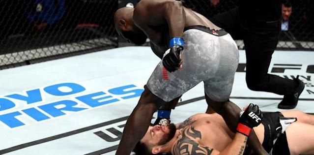 UFC Greenville ESPN plus 12 performance bonuses