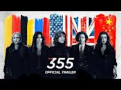 "<p>The spy film we've really been waiting for – as five women from different international intelligence agencies come together to recover a top-secret weapon. The super-team in question? Oh, just Jessica Chastain, Lupita Nyong'o, Penélope Cruz, Diane Kruger and Bingbing Fan (please invite us to that work night out). Expect stunts, spectacular locations, wisecracks and Lupita in a particularly excellent sweater vest.</p><p><a href=""https://www.youtube.com/watch?v=xugboHXcG94"" rel=""nofollow noopener"" target=""_blank"" data-ylk=""slk:See the original post on Youtube"" class=""link rapid-noclick-resp"">See the original post on Youtube</a></p>"