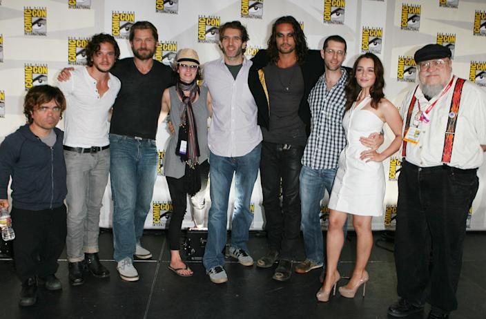 """HBO's """"Game Of Thrones"""" Panel At Comic-Con 2011"""