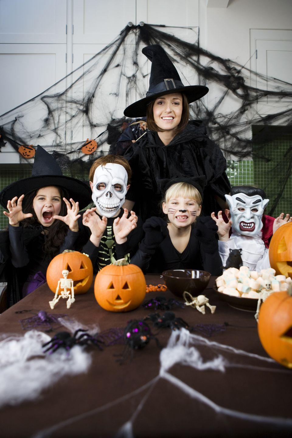 """<p>A classic costume party theme is always a win, for kids and adults alike. Check out some <a href=""""https://www.oprahmag.com/style/g22699089/last-minute-halloween-costume-ideas/"""" rel=""""nofollow noopener"""" target=""""_blank"""" data-ylk=""""slk:last minute ideas here"""" class=""""link rapid-noclick-resp"""">last minute ideas here</a>. </p><p><a class=""""link rapid-noclick-resp"""" href=""""https://www.amazon.com/Moon-Boat-Bloody-Halloween-Window/dp/B074W359RN?tag=syn-yahoo-20&ascsubtag=%5Bartid%7C10072.g.28787574%5Bsrc%7Cyahoo-us"""" rel=""""nofollow noopener"""" target=""""_blank"""" data-ylk=""""slk:SHOP HALLOWEEN DECORATIONS"""">SHOP HALLOWEEN DECORATIONS</a><br></p>"""