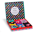 """<p><strong>Happy Socks</strong></p><p>happysocks.com</p><p><strong>$96.00</strong></p><p><a href=""""https://go.redirectingat.com?id=74968X1596630&url=https%3A%2F%2Fwww.happysocks.com%2Fus%2Frolling-stones-sock-box-set-4.html&sref=https%3A%2F%2Fwww.seventeen.com%2Flife%2Ffriends-family%2Fg1088%2Fholiday-gifts-for-dad%2F"""" rel=""""nofollow noopener"""" target=""""_blank"""" data-ylk=""""slk:Shop Now"""" class=""""link rapid-noclick-resp"""">Shop Now</a></p><p>This is the only time Dad actually get excited about opening a new pair of socks. </p>"""