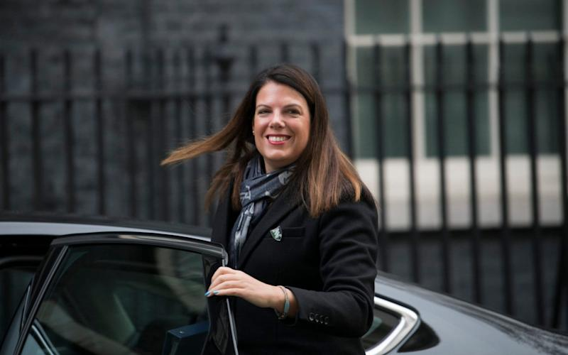 Caroline Nokes called on the Government to do more to prioritise women's medical issues - David Rose