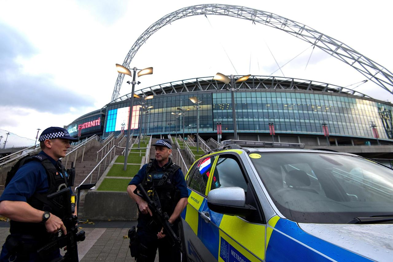 Military to join armed police at London's major sporting events across the summer following Manchester bombing