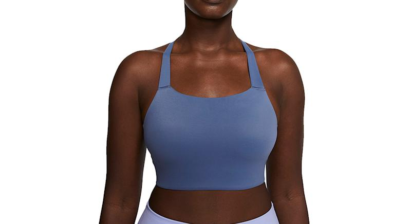 Support Sports Bra Nike Swoosh Luxe