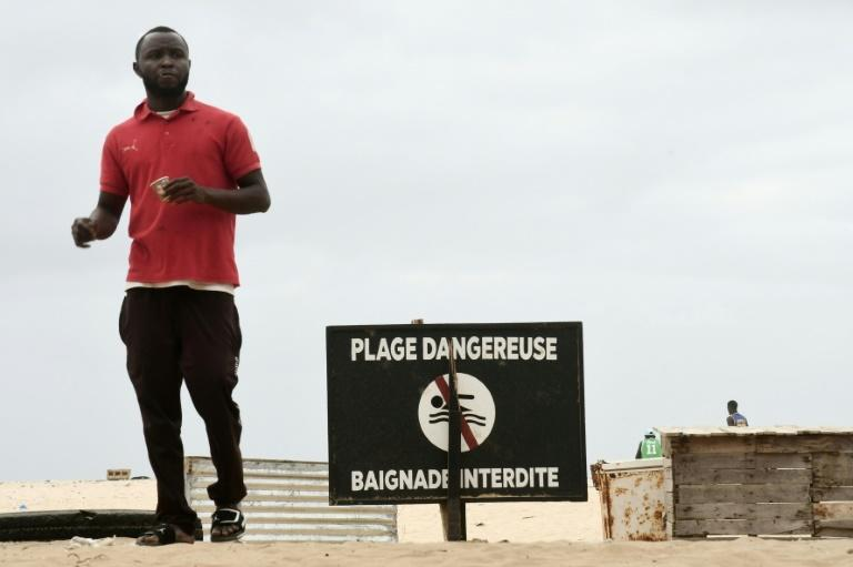 Drownings in Dakar have spiked this year as residents flock to beaches for a dip during periods of hot weather