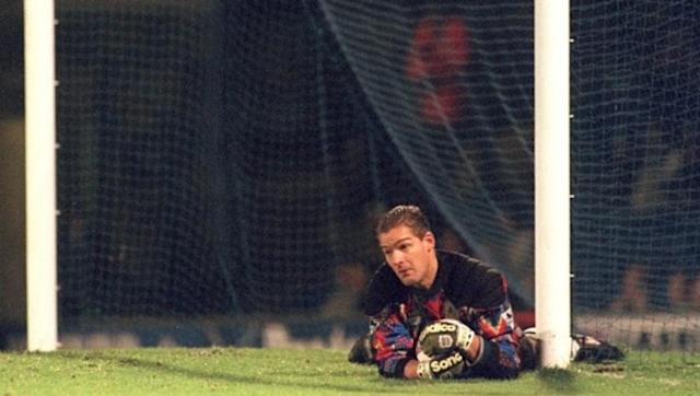 <p><strong>Premier League team at the time: Wimbledon</strong></p> <br><p>A key member of the crazy gang, Dutch keeper Hans Segers had already spent close to a decade in English football by the time 1992 came around, featuring for both Nottingham Forest and Wimbledon in the old First Division.</p> <br><p>He made a total of 119 Premier League appearances, with all but one coming in the colours of the now defunct Dons. Segers ended his career as a player-coach at Spurs, with whom he played just once in the top flight. </p>