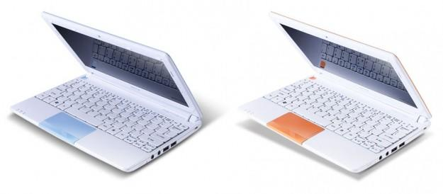 Acer rolls out colorful Aspire One Happy 2 netbooks