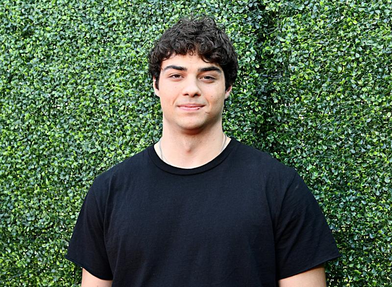 SANTA MONICA, CALIFORNIA - JUNE 15: Noah Centineo attends the 2019 MTV Movie and TV Awards at Barker Hangar on June 15, 2019 in Santa Monica, California. (Photo by Emma McIntyre/Getty Images for MTV)