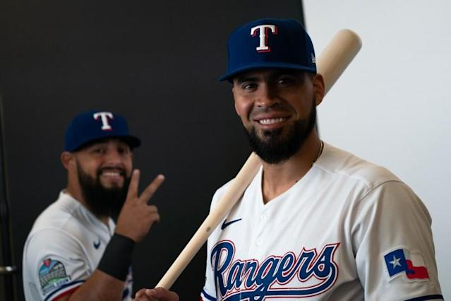 MLB: Texas Rangers-Media Day