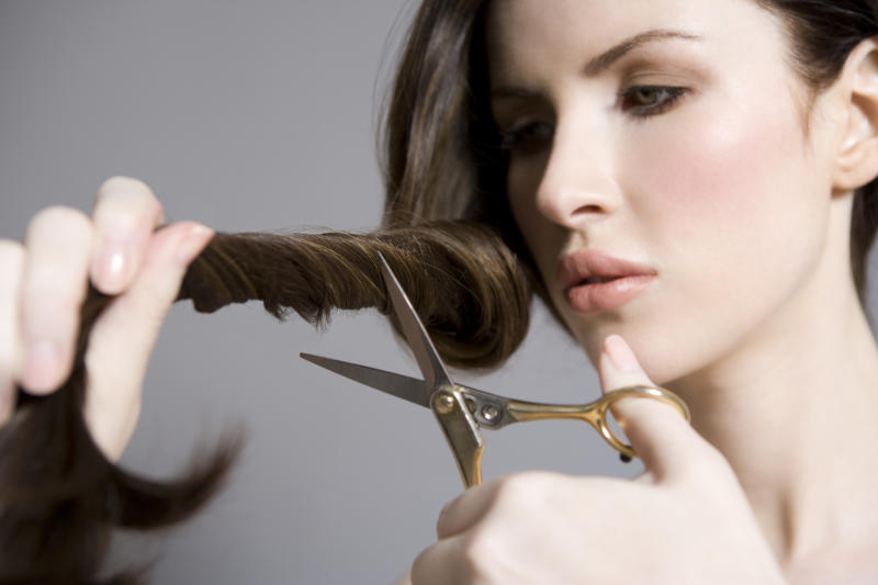 Should you cut your own hair during Coronavirus outbreak? Short answer is no. (Getty Images)