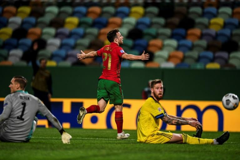 Ronaldo-less Portugal down Sweden to maintain Nations League control