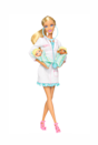 <p>Barbie goes back to the hospital for work, but this time she's a doctor specializing in the care of newborns. </p>