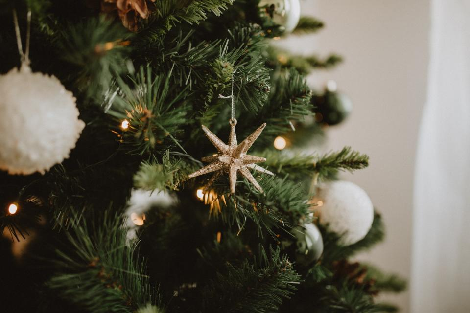 Selling your artificial Christmas tree could make you (Oana Craciun/Unsplash)